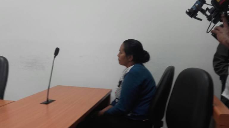 Presunta implicada en atentados en Barranquilla no aceptó cargos