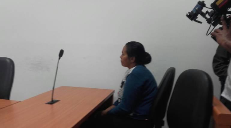 Envían a la cárcel a presunta implicada en atentados en Barranquilla