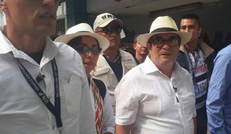 """Timochenko en el Valle: Suspenden gira presidencial de """"Timochenko"""" por el Valle"""