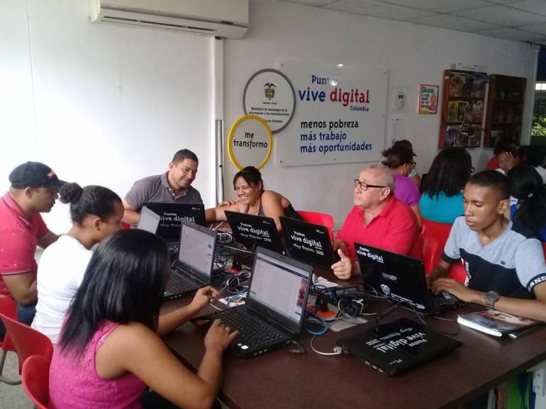 Inscripciones para cursos gratuitos en Puntos Vive Digital de Cartagena: Inscripciones para cursos gratuitos en Puntos Vive Digital de Cartagena
