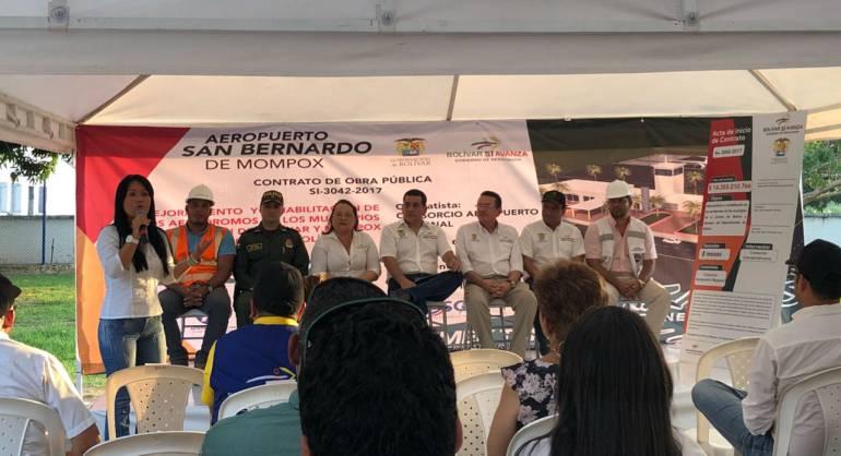 Avances en Mompox, Bolívar, se presentarán en la feria Anato 2018