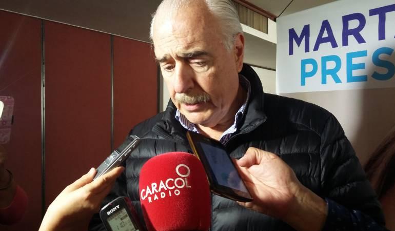 Ex presidente Andrés Pastrana Arango