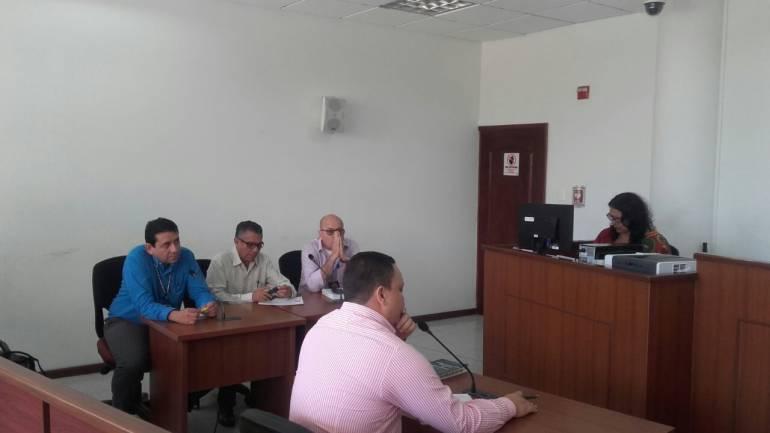 Centro de Servicios Judiciales, Barranquilla.