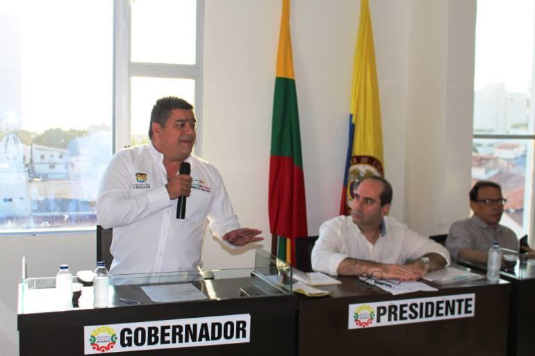 Asamblea de Bolívar estudia seis proyectos de ordenanza en extraordinarias: Asamblea de Bolívar estudia seis proyectos de ordenanza en extraordinarias