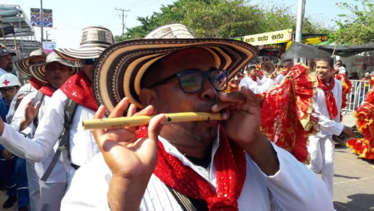 Barranquilla disfruta de la Gran Parada de Tradición