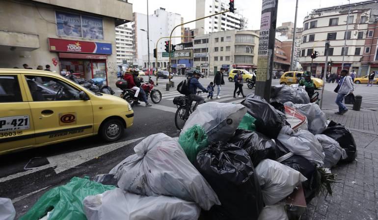 Tarifa de aseo en Bogotá: Procuraduría pide a Alcaldía considerar ajuste en tarifa de aseo en Bogotá