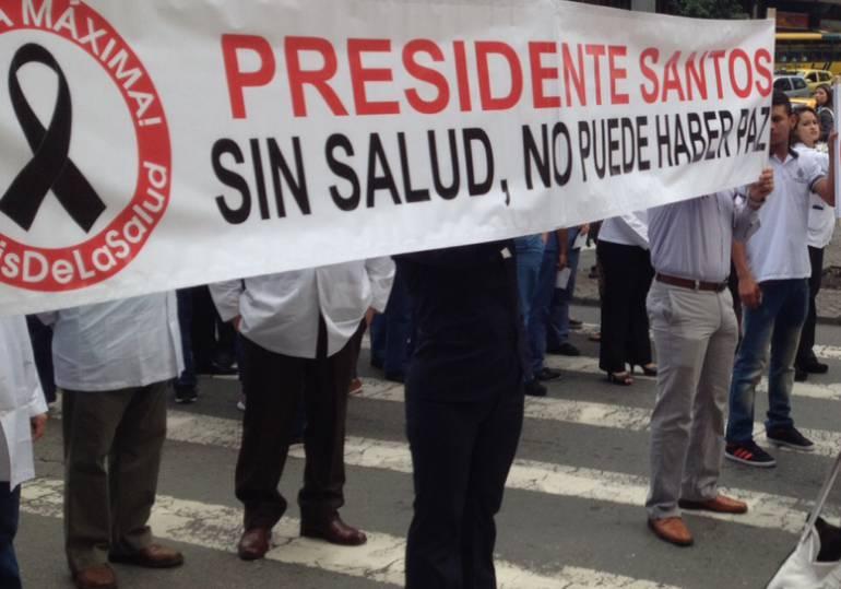 Usuarios y trabajadores de la ESE SaludBello protestarán