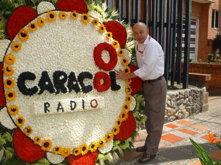 Luis Mogollón, 30 años de pasión periodística en Caracol Radio