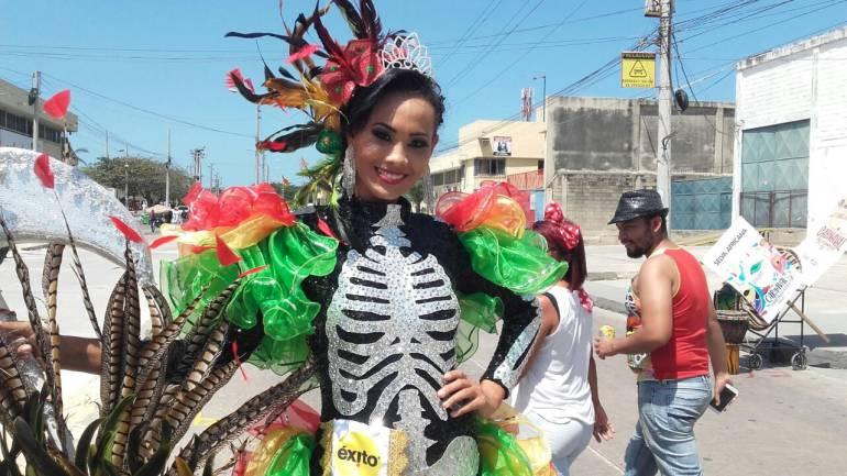 Desfile de comparsas, vía 40 Barranquilla.