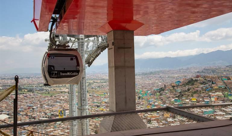 Transmicable Ciudad Bolívar
