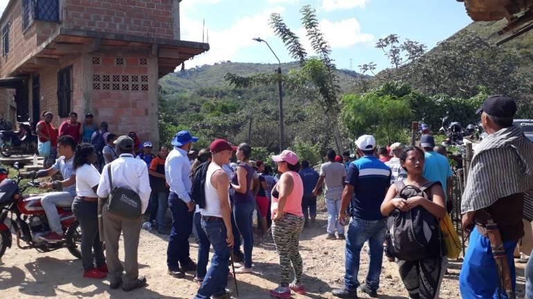 Cerro Banderas: Enfrentamientos por desalojo en el cerro de La Bandera