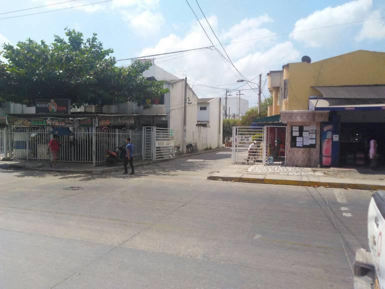 Urbanización San Buenaventura, en Cartagena, azotada por los robos: Urbanización San Buenaventura, en Cartagena, azotada por los robos