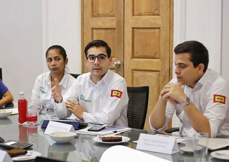 No hay crisis migratoria en Cartagena: alcalde (e): No hay crisis migratoria en Cartagena: alcalde (e)