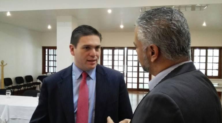 Farc,disidencias, aliadas, ELN, Pinzón: Las Farc debe aclarar si sus disidencias están aliadas con el ELN: Pinzón