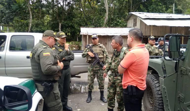 Sin novedades en Risaralda transcurridos dos días del paro armado del ELN