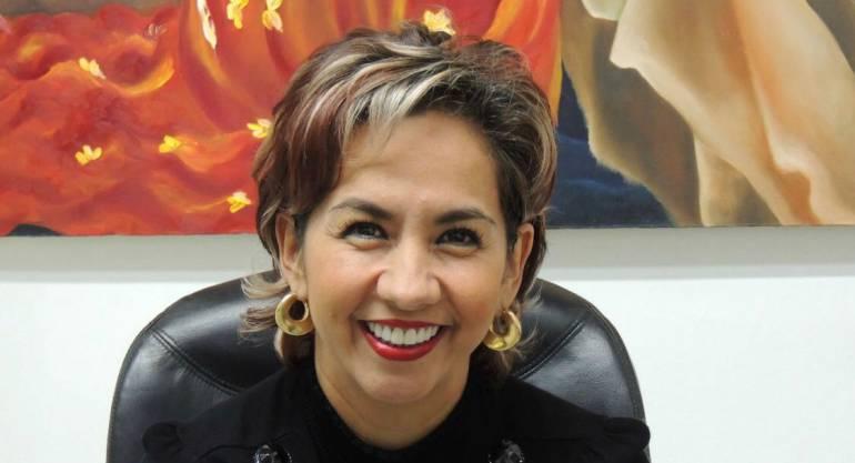 BUCARAMANGA EMPRESARIA LUTO: Murió Liliana Pereira, gerente de Multicomputo
