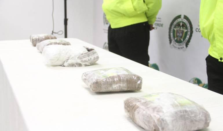 Incautan Heroina: Incautan heroína en tarros de avena