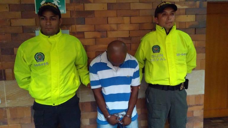 Capturan homicida: Capturan al presunto asesino de pesista olímpico