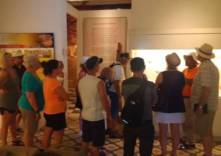 Más de 40 mil turistas visitaron los municipios de Bolívar: Más de 40 mil turistas visitaron los municipios de Bolívar