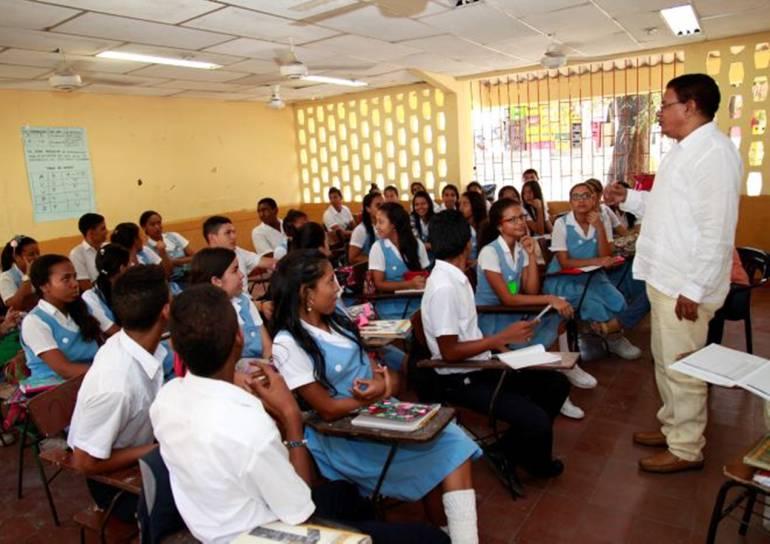 Menores venezolanos acceden a educación en Cartagena, aún sin documentación: Menores venezolanos acceden a educación en Cartagena, aún sin documentación