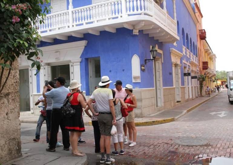 Avanza proyecto de peatonalización del Centro Histórico de Cartagena: Avanza proyecto de peatonalización del Centro Histórico de Cartagena