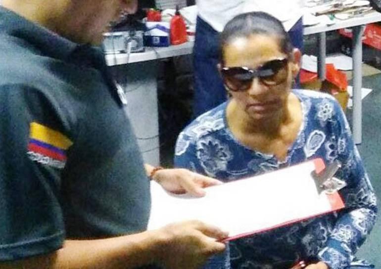 Juez envía a la cárcel de San Diego a María de las Nieves Quiroz: Juez envía a la cárcel de San Diego a María de las Nieves Quiroz
