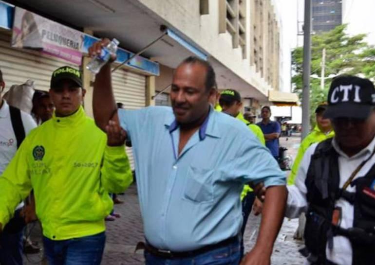 Wilfran Quiroz no aceptó los cargos imputados: Wilfran Quiroz no aceptó los cargos imputados