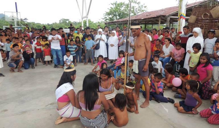Comunidad Motilón Bari
