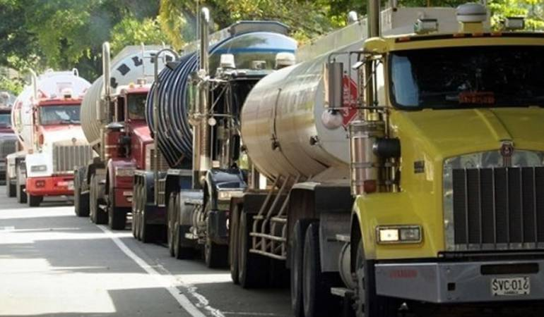 Transporte de carga.
