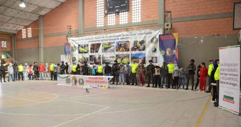 Duro, golpe, Chatas, Tom, oriente, Antioquia: Duro golpe a los 'chatas', socios de alias Tom al oriente de Antioquia