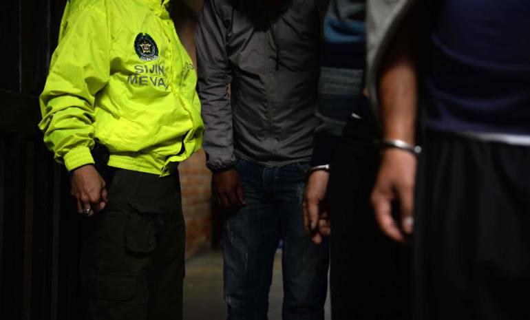 Cárcel, sujetos, secuestro, personas, Antioquia: Envían a la cárcel a 4 sujetos por el secuestro de 9 personas en Antioquia