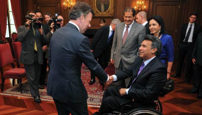 Los presidentes de Colombia y Ecuador se reunirán en Pereira