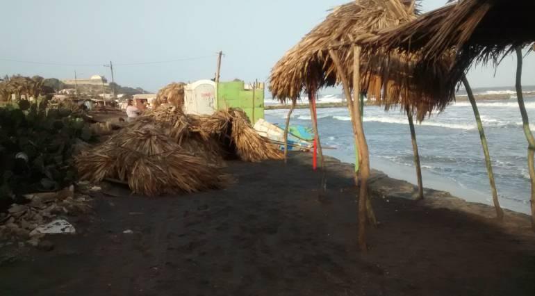 'La Loca' podría intensificarse durante las próximas horas en la Costa
