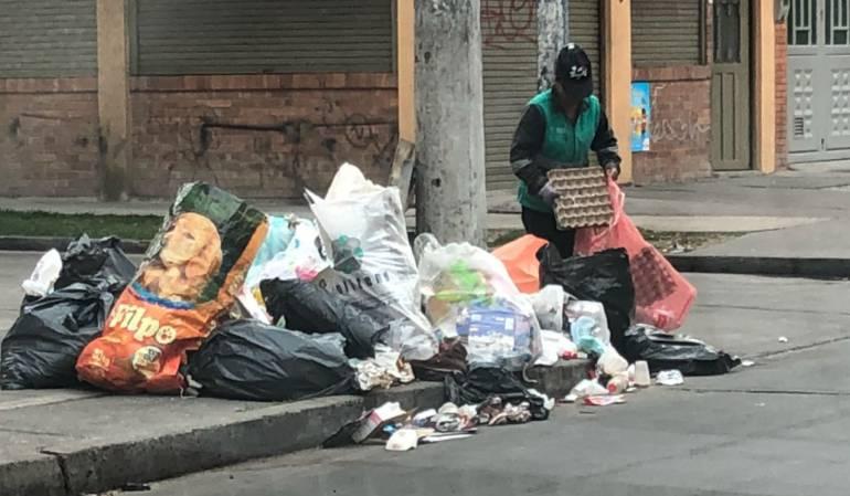 Anuncio de reducción de tarifa de basuras: Peñalosa anuncia reducción en tarifa de aseo a afectados por basuras