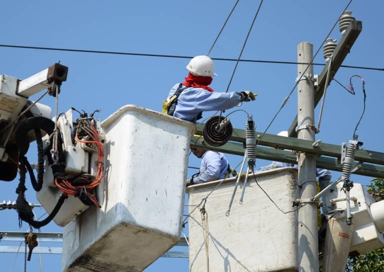 Doce municipios de Bolívar y Magdalena, sin energía este sábado: Doce municipios de Bolívar y Magdalena, sin energía este sábado