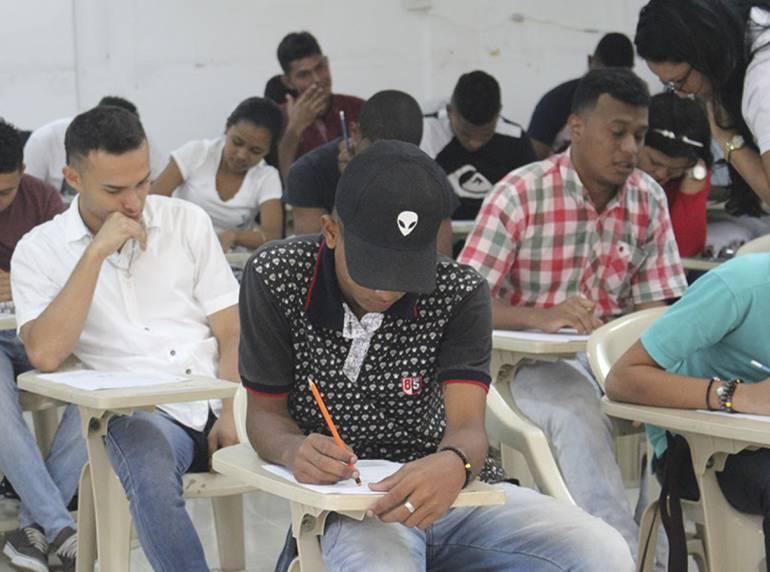 Récord de inscritos en la Escuela Taller Cartagena de Indias: Récord de inscritos en la Escuela Taller Cartagena de Indias