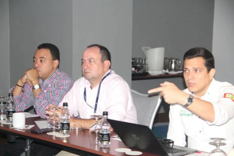 Presentan acciones para mejorar el medio ambiente de Cartagena: Presentan acciones para mejorar el medio ambiente de Cartagena