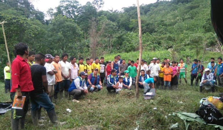 Crece preocupación por la comunidad Motilon Bari