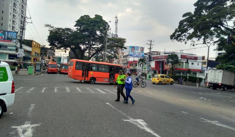 Jornada del no carro y no moto en Ibagué