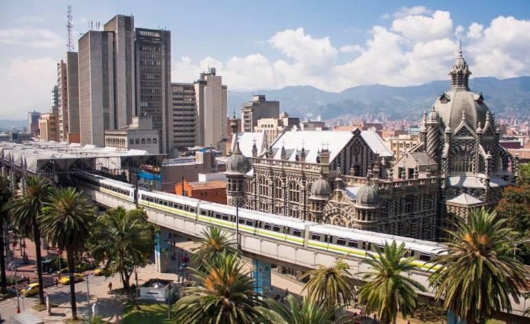 Metro, Medellín, normaliza, operación: Normaliza la operación de la Línea A en el Metro de Medellín