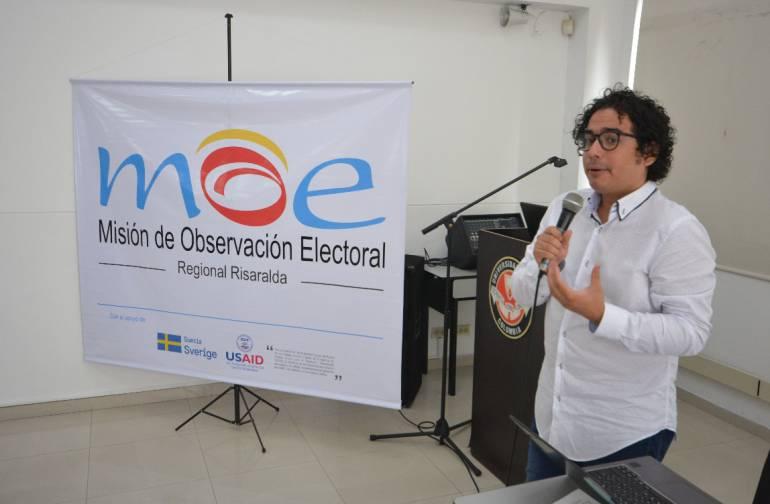 La MOE ratificó el alto riesgo electoral en Pueblo Rico