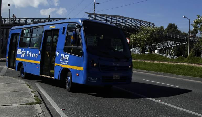 Buses sitp: Buses provisionales de SITP serán reemplazados: Secretaría de movilidad