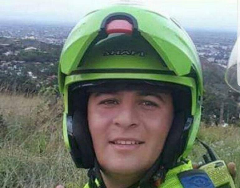 Asesinado patrullero: Asesinado patrullero de la Policía en el norte de Cali