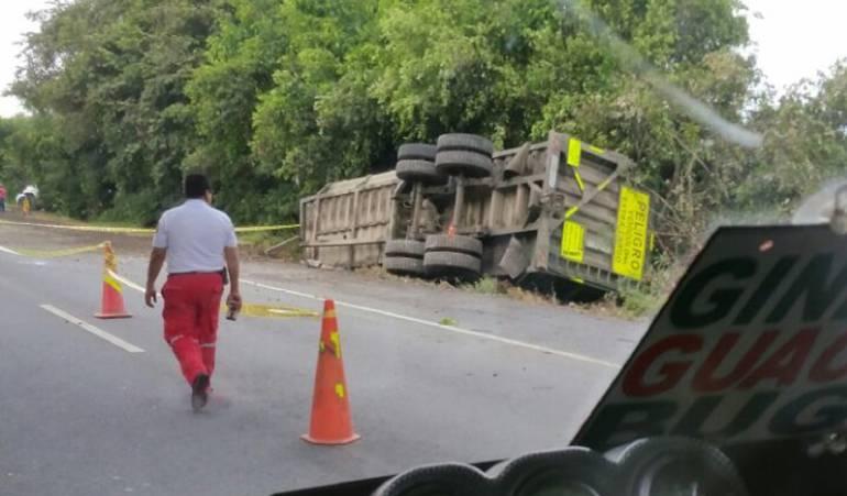 Accidente: Un muerto deja accidente de tren cañero en el centro del Valle