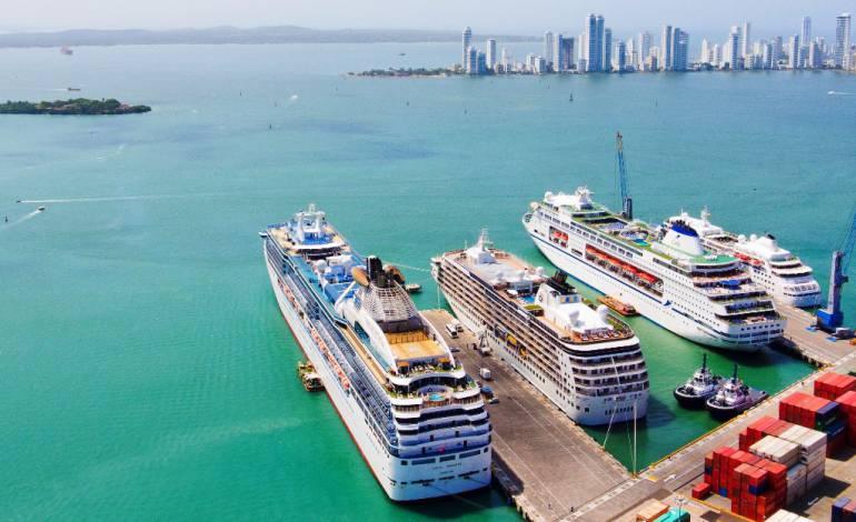 En enero llegaron 32 cruceros a Cartagena con 87.229 visitantes: En enero llegaron 32 cruceros a Cartagena con 87.229 visitantes