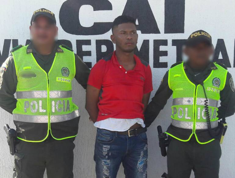 Diez capturas por hurto y porte de armas en Cartagena: Diez capturas por hurto y porte de armas en Cartagena