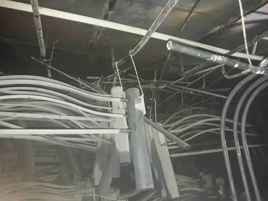 Incendio en fábrica de muebles de Ibagué