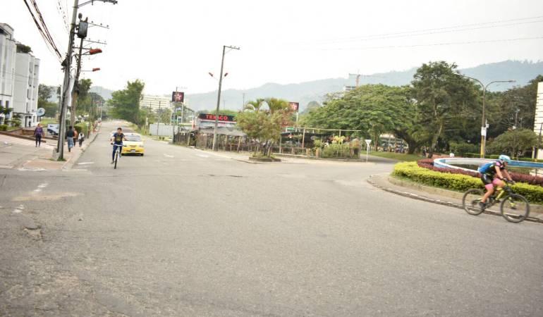 Día del no carro en Ibagué
