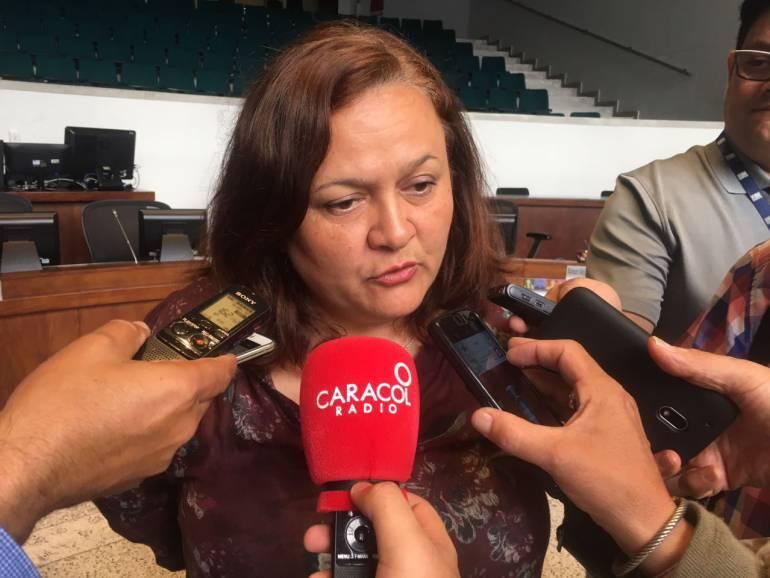 POLO DEMOCRÁTICO, ANTIOQUIA, SERGIO FAJARDO, BLANCO LUZ MARIA MÚNERA: Polo Democrático está dividido en Antioquia por Coalición Colombia