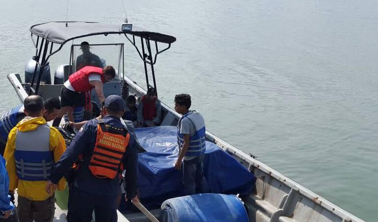 NAUFRAGIO, TURBO, URABA: Dos desaparecidos por naufragio de una embarcación en Turbo